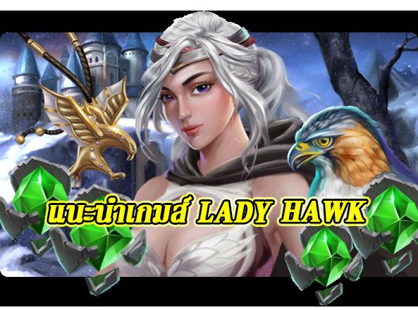 แนะนำเกมส์  Lady Hawk