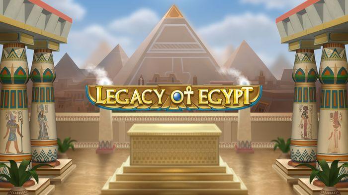 แนะนำเกม Legacy of Egypt Slot