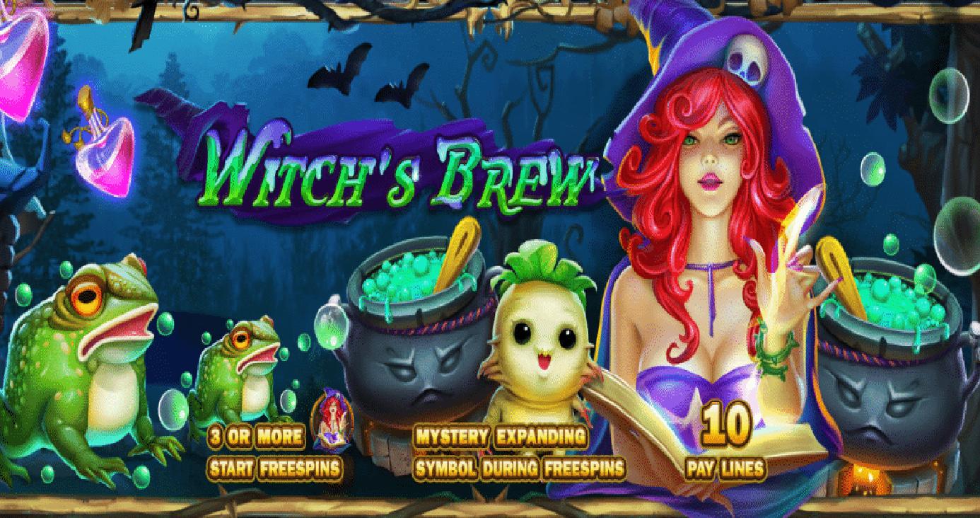 เกม Witch's Brew
