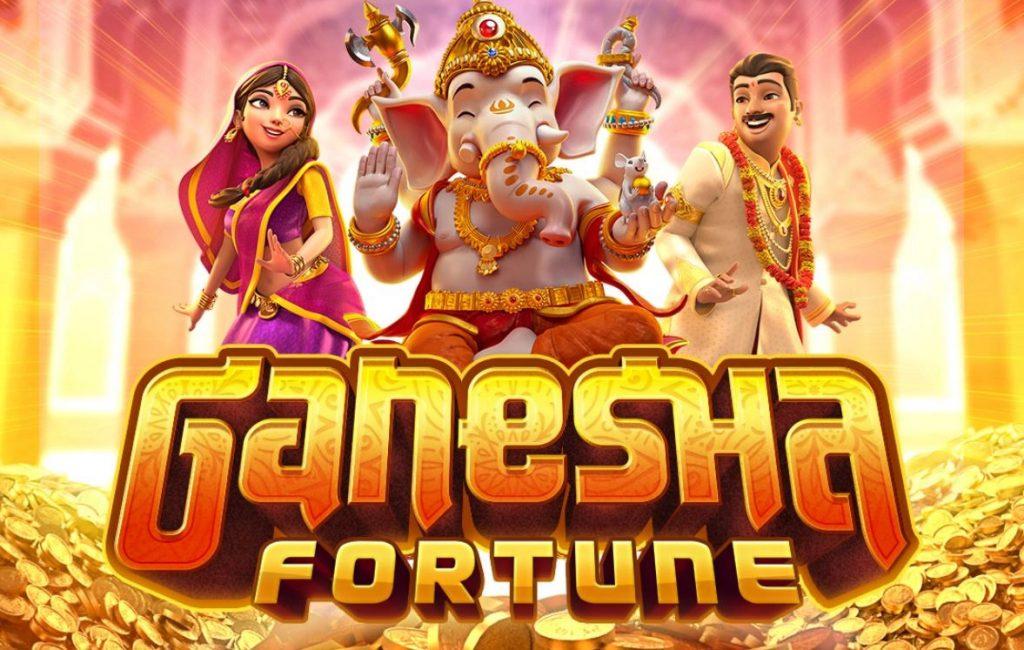 ganesha fortune 5 อันดับเกมสล็อตแตกง่าย
