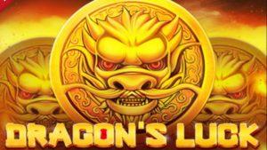 รีวิวเกมสล็อต Dragon's Luck