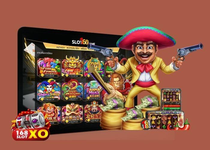 เลือกเกมให้เป็น slotxo slot